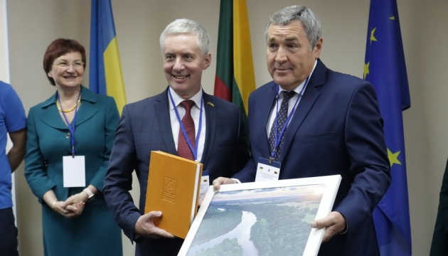 Lithuania opens honorary consulate in Mykolaiv