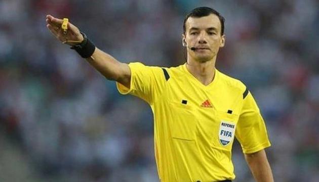 Українці розсудять матч Ліги конференцій УЄФА
