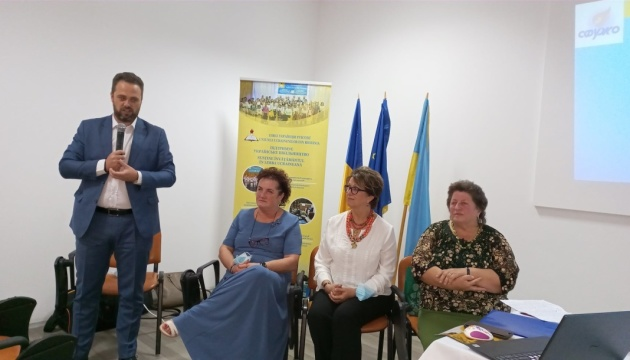 Очільниця СФУЖО взяла участь у робочих заходах автохтонної української громади Румунії