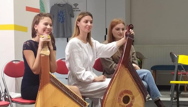 Во Львове стартовал единственный в Украине фестиваль бандуры