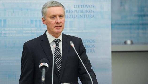 Litewski biznes zainwestował w zeszłym roku na Ukrainie 180 mln euro – ambasador