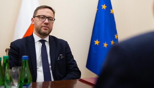 ポーランド大使、ウクライナ政権に「中欧大使グループ」を提案