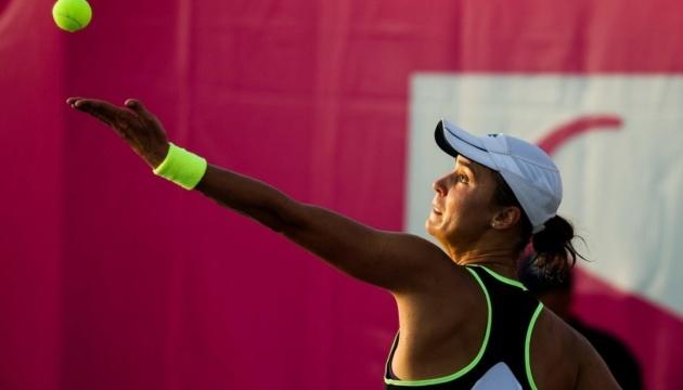 Українка Калініна знялася з турніру WTA 250 у Словенії