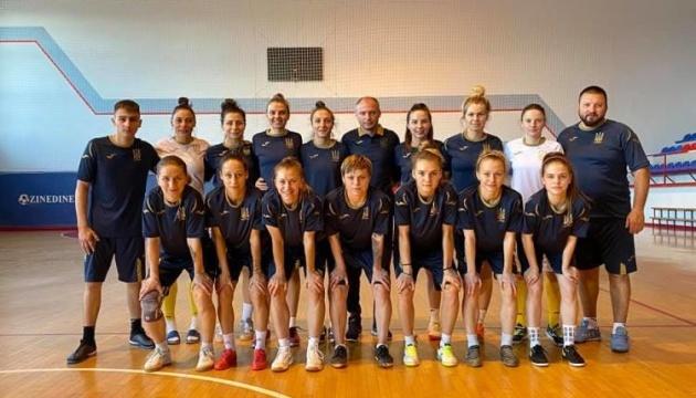 Україна прийматиме мінітурнір Євро-2022 з жіночого футзалу