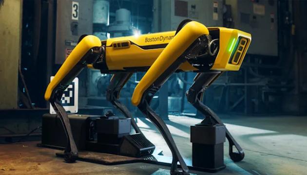 Boston Dynamics розробила оновлення, які допоможуть робопсу працювати без людини