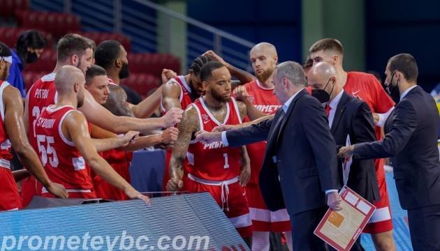 «Прометей» вышел в финал квалификации баскетбольной Лиги чемпионов
