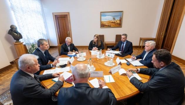 На Банковой обсудили перспективы оборонного сотрудничества с Канадой