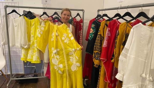 Ткаченко про нью-йоркський Тиждень моди: український шоурум зацікавив рітейлерів