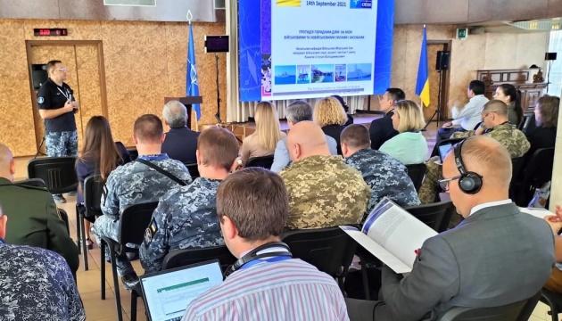 В Одессе завершились совместные с НАТО учения по защите инфраструктуры и киберпространства