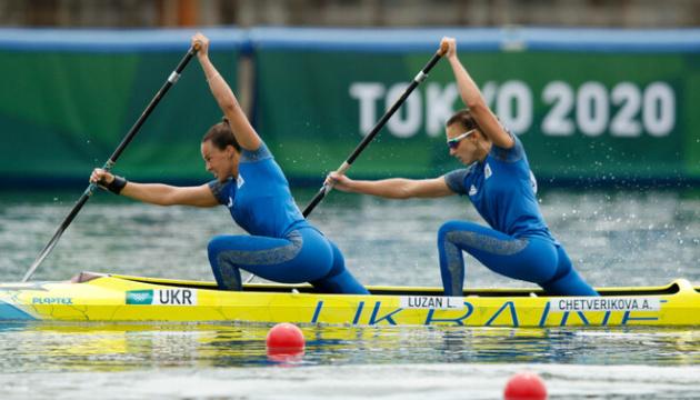 Українські веслувальниці здобули «золото» та «срібло» чемпіонату світу