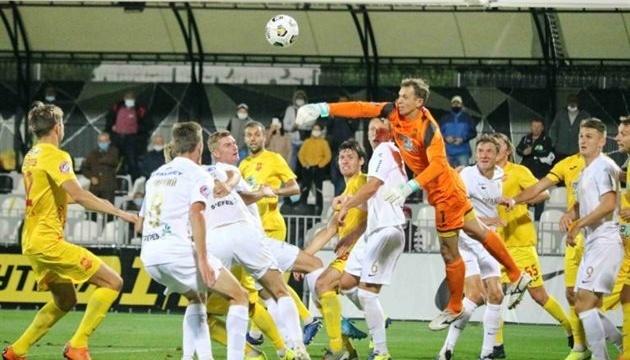 «Колос» обіграв у гостях «Інгулець» у футбольному матчі УПЛ