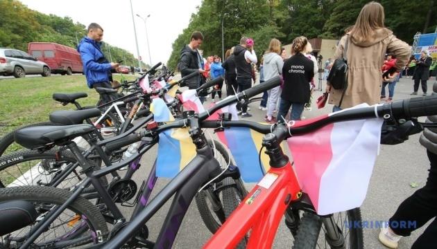 У Харкові відбувся крос пам'яті жертв тоталітаризму