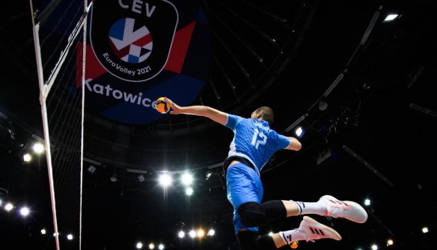 Волейболісти Італії та Словенії зіграють у фіналі чемпіонату Європи