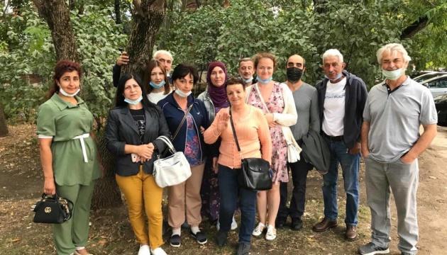 Справа про «підрив» газопроводу: Кримчани Одаманов і Ахтемов вийшли на свободу