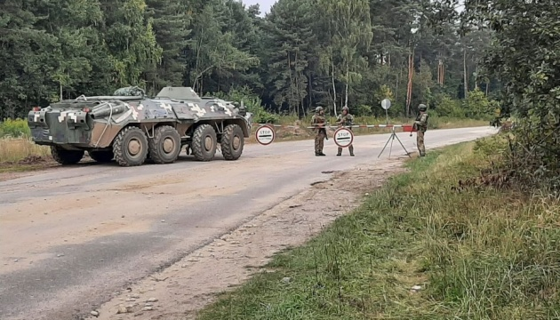 Разведка и огонь по врагу: спецназовцы провели тренировку по обороне границы