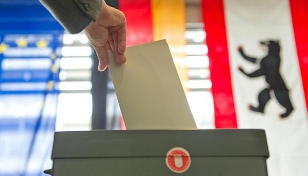Рекордное количество немцев будет голосовать на парламентских выборах письмами