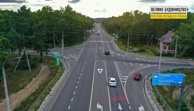 На Полтавщині відремонтують понад 40 кілометрів траси Київ – Довжанський