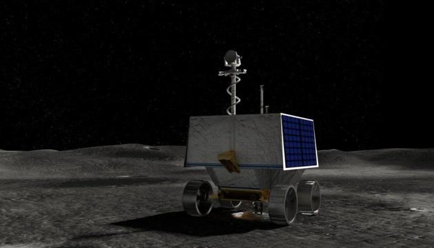 NАSА вибрало місце посадки для місії місяцехода