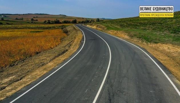 На Буковине отремонтировали дорогу к КПП «Дьяковцы»