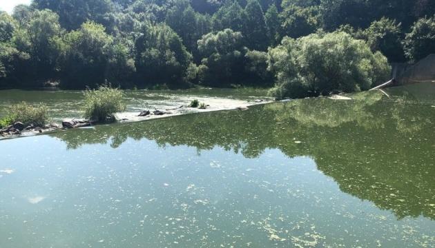 Житомирські комунальники заперечують свою провину у забрудненні річки Тетерів