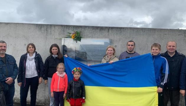 У Берліні подбали про пам'ятні знаки видатним українцям