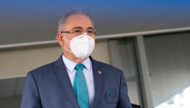 У главы Минздрава Бразилии обнаружили коронавирус на Генассамблеи ООН в Нью-Йорке
