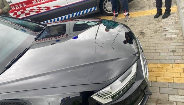 Shots fired at car of Zelensky's first aide Serhiy Shefir