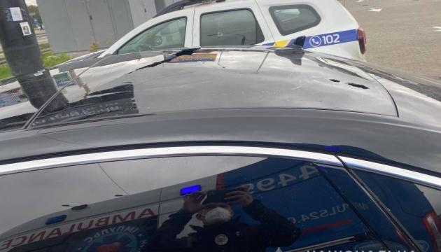 При обстрілі авто Шефіра намагалися влучити і у водія, і в пасажира – ОП