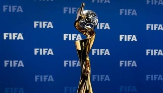 Соперницы украинских футболисток провели матчи отбора чемпионата мира