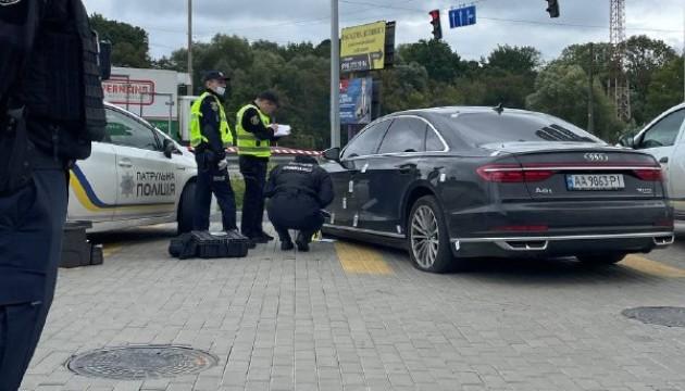 Водій Шефіра отримав близько трьох поранень — поліція