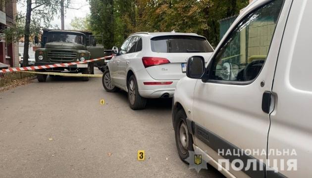 В Черкассах неизвестный застрелил человека и скрылся на авто