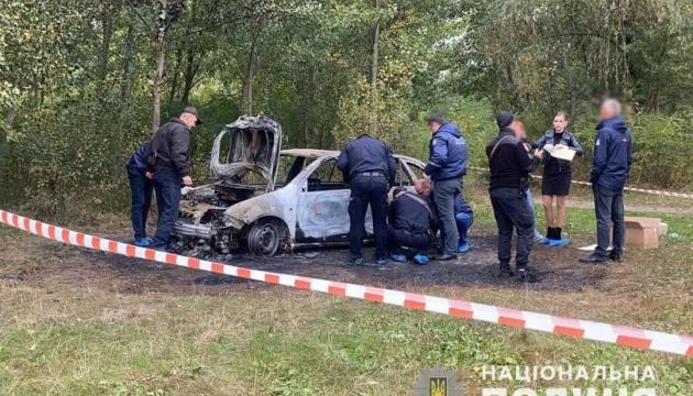 В Черкассах нашли авто, на котором мог бежать стрелок-убийца