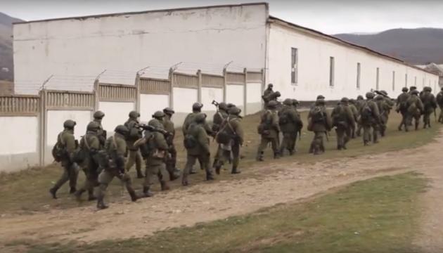 Окупація Криму: повідомили підозру російському генералу, який блокував військову частину ЗСУ