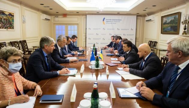 Україна не перебуває в глухому куті щодо НАТО - Зеленський