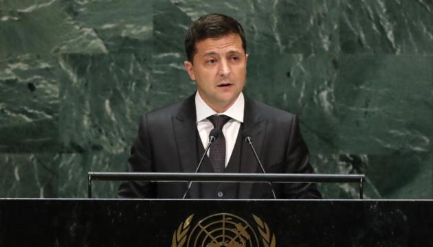 Зеленский призвал мир помочь освободить Джелялова и еще около 450 заложников-украинцев
