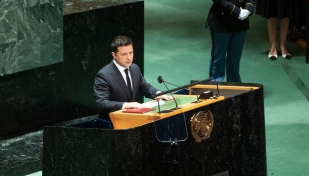 Зеленський: У душах кримчан - глобальне спустошення