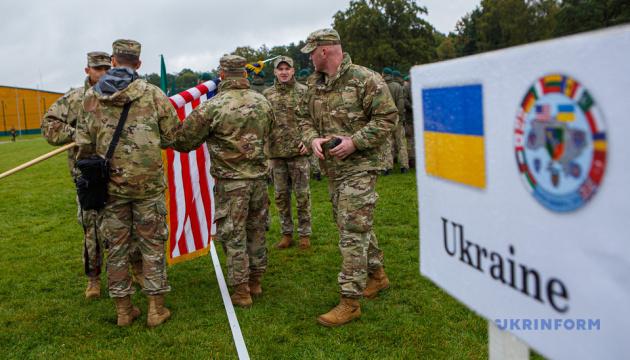 На Rapid Trident-2021 украинские подразделения проверят по стандартам НАТО