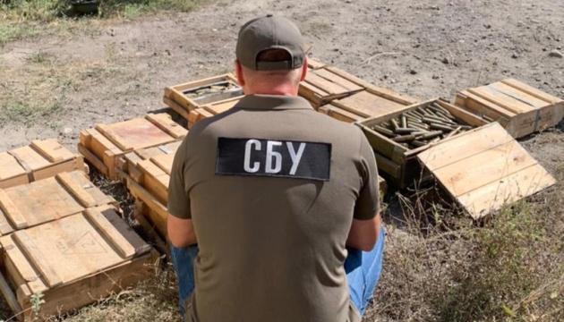 Пластид, мины и тысячи патронов: в зоне ООС обнаружили три схрона диверсантов
