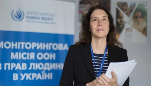 Доклад ООН по правам человека: глава миссии рассказала о пытках Есипенко в Крыму