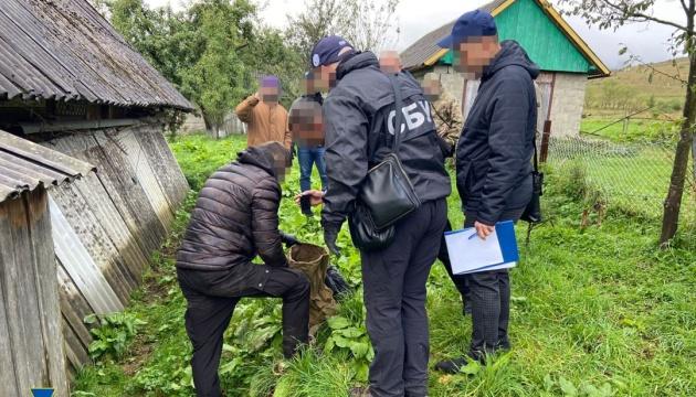 У «общественного активиста» со Львовщины нашли два килограмма пластида и боевые гранаты
