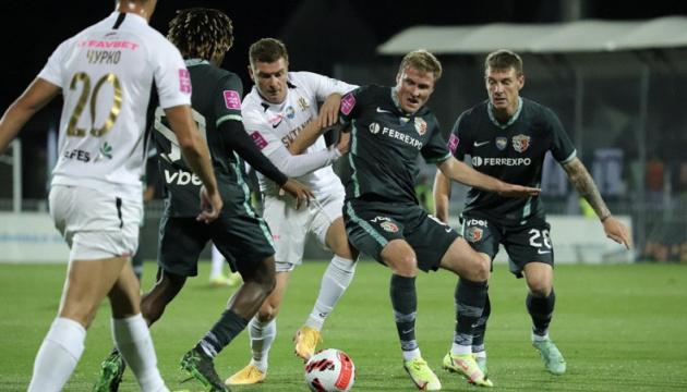 «Колос» поступився «Ворсклі» на старті 9-го туру футбольної Прем'єр-ліги України