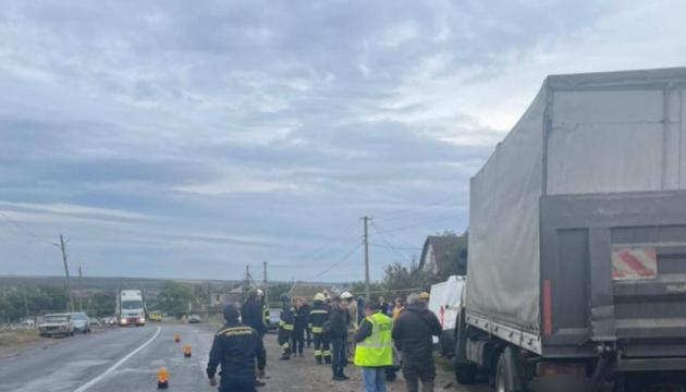 На Одещині від отриманих у ДТП травм помер поліцейський