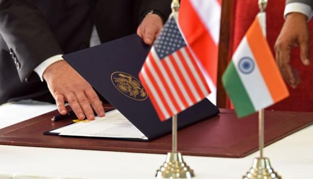 Индия и США договорились об усилении сотрудничества в области обороны