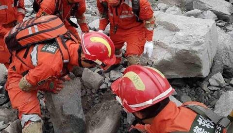 Близько 10 людей зникли безвісти після зсуву ґрунту на південному заході Китаю