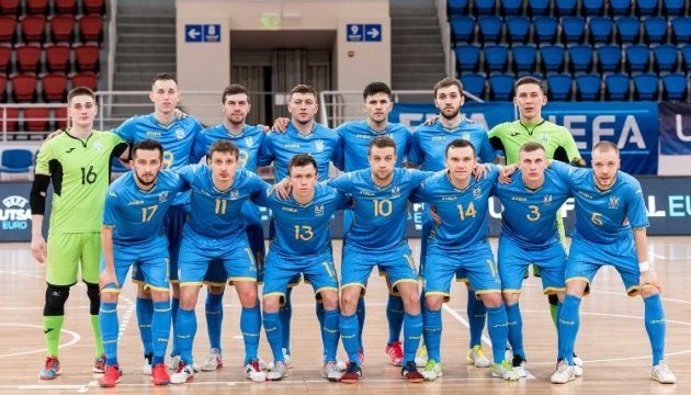 Сборная Украины по футзалу разгромила Румынию в спарринге