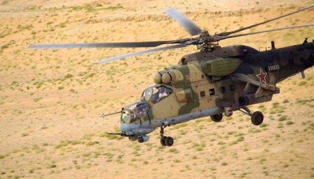 Турецькі підрозділи обстріляли російський вертоліт у Сирії – SOHR