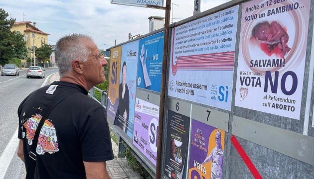 Мешканці Сан-Марино на референдумі підтримали легалізацію абортів