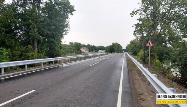 На Сумщине отремонтировали дорогу местного значения