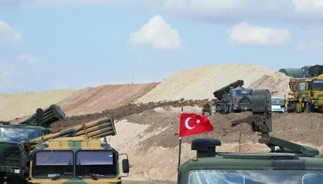 Турция усилила военное присутствие в Сирии