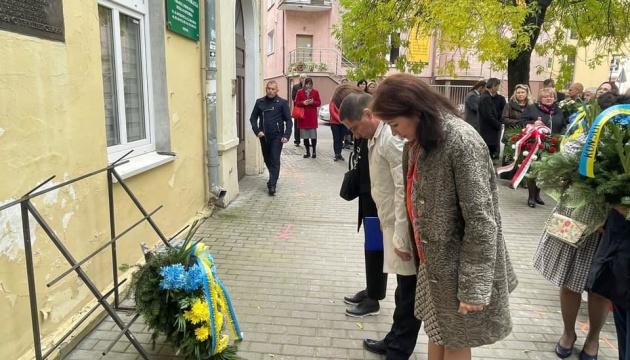 W Polsce uczczono pamięć Mychajła Hruszewskiego